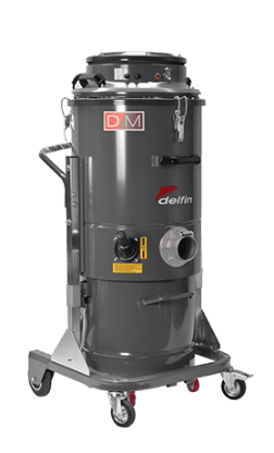 INDUSTRIAL VACUUM CLEANER FOR ALL USES DM3 EL