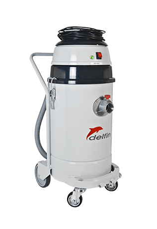 Canister vacuum cleaner for dust and liquids 501 WD