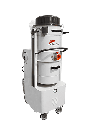 Industrial vacuum cleaner for chemical-pharmaceutical applications PHARMA
